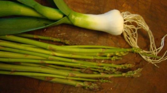 Garlic Asparagus